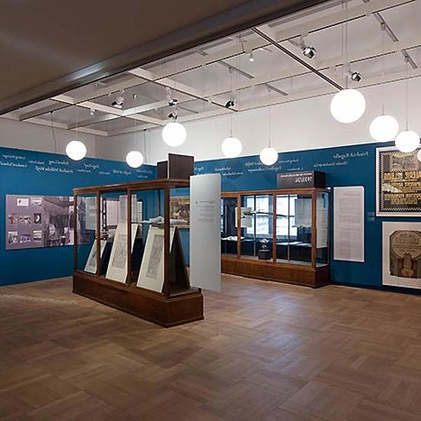 "Exhibition Pictures ""Ehem. jüdischer Besitz"" (Former Jewish-owned property) Acquisitions by the Munich City Museum during National Socialism, shown from April 2018 to January 2019"