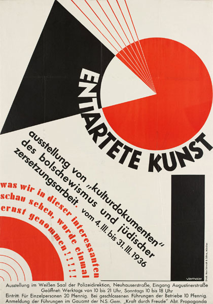 the typography of terror posters in munich 1933 to 1945. Black Bedroom Furniture Sets. Home Design Ideas
